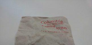 kolumbijskie stoisko z kawą