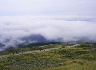 czarodziejska kraina mgieł