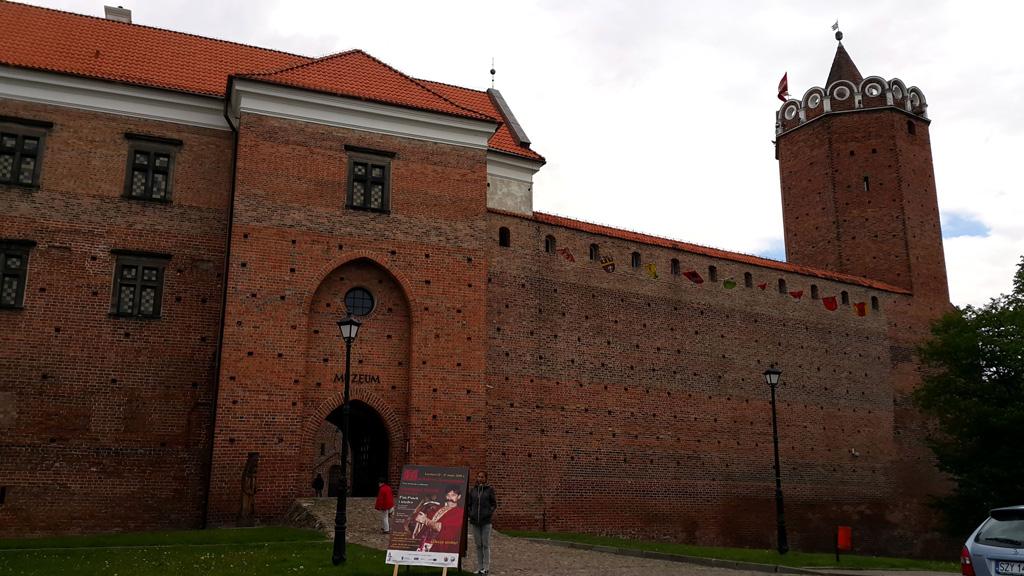Zamek Łęczyca 1