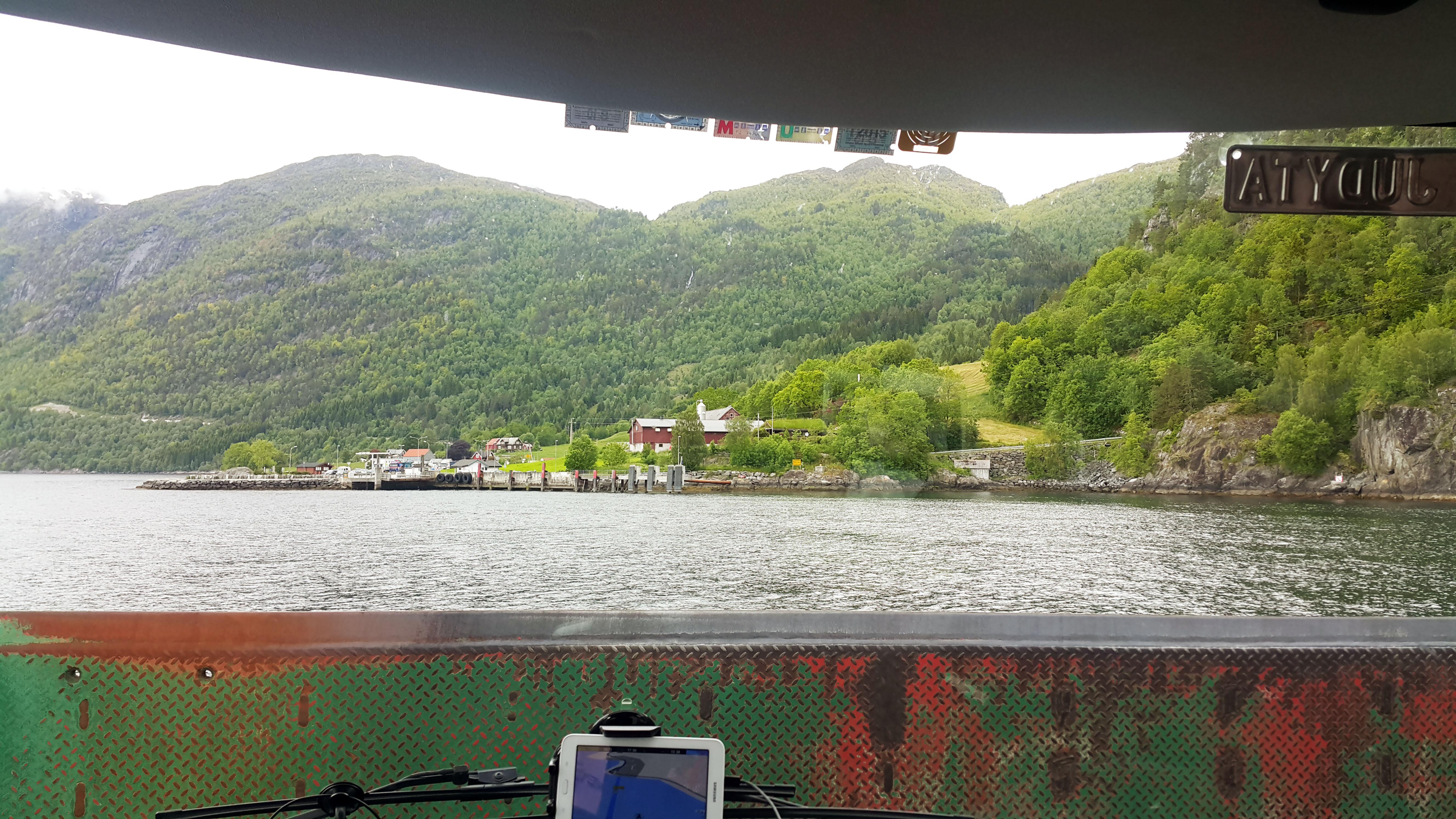 Prom, Norwegia