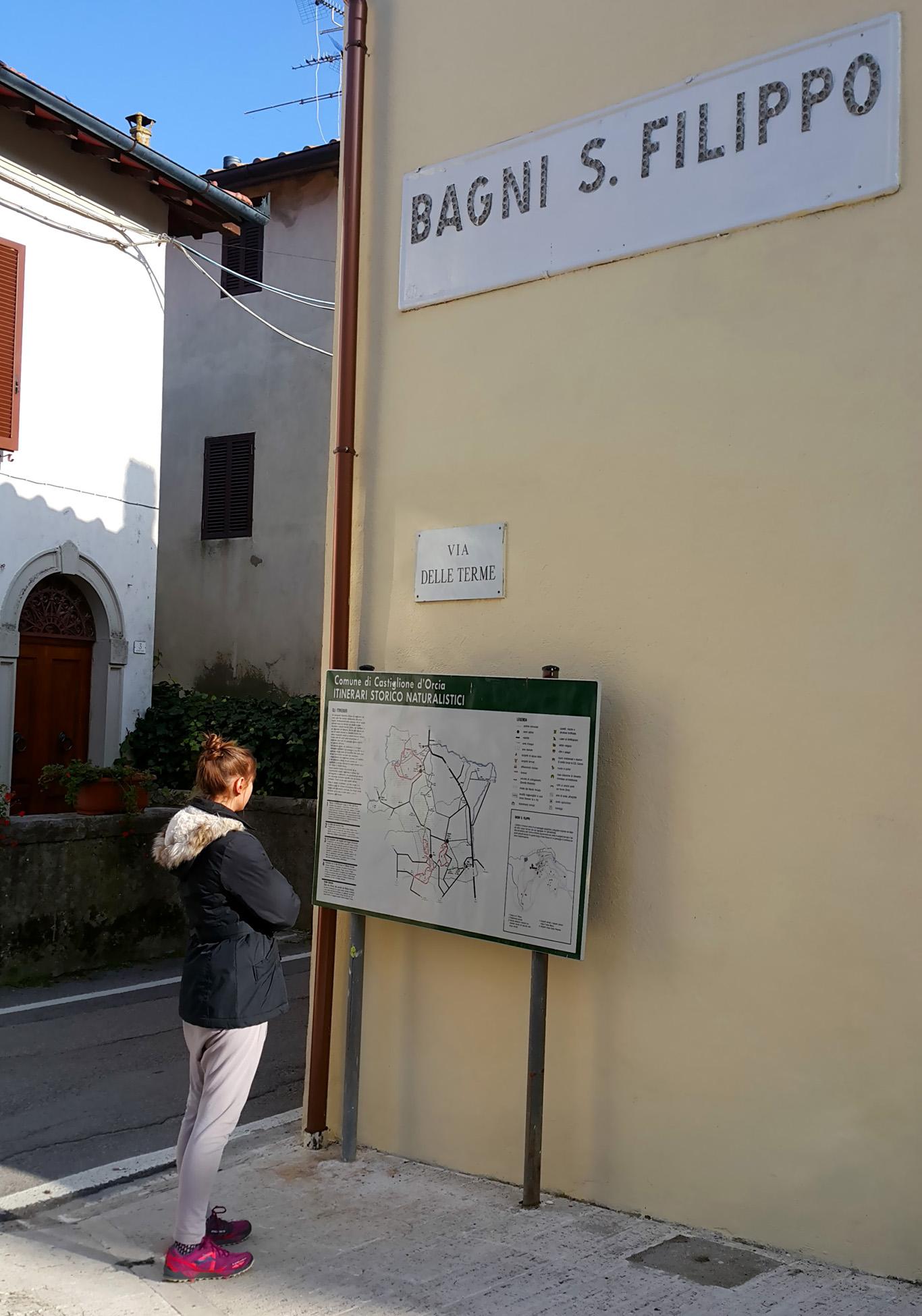Bagni San Filippo
